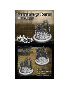 Victorian Ruin 40mm Bases...