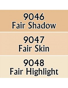 Fair Skin Tones