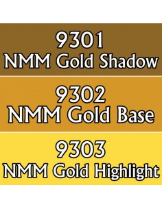 NMM Gold Colors