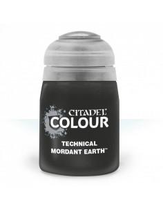 TECHNICAL Mordant Earth
