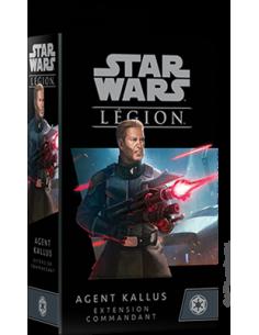STAR WARS LÉGION : AGENT...