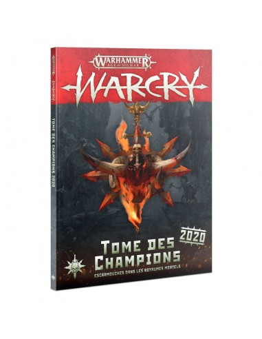 Warcry: Tome des Champions 2020
