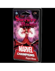 Marvel Champions : Scarlet...