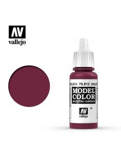 MODELCOLOR 70.812 Violet Red
