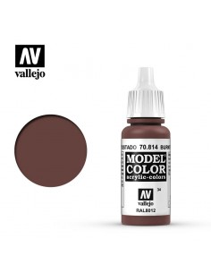 MODELCOLOR 70.814 Burnt Red