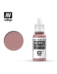 MODELCOLOR 70.803 Brown Rose