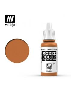 MODELCOLOR 70.981 Orange Brown