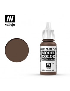 MODELCOLOR 70.984 Flat Brown
