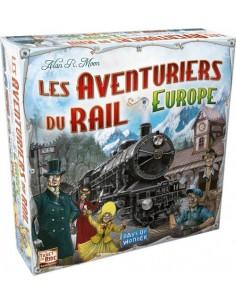 LES AVENTURIERS DU RAIL  :...