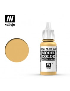 MODEL COLOR 70.916 Sand Yellow