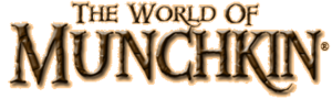 logo the world of muchkin