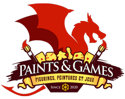 Paints and Games